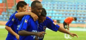 Eder Hernández marcó el tanto zuliano.