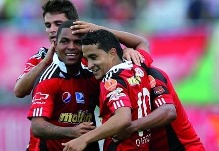 Caracas FC quiere comenzar a celebrar en la Libertadores.