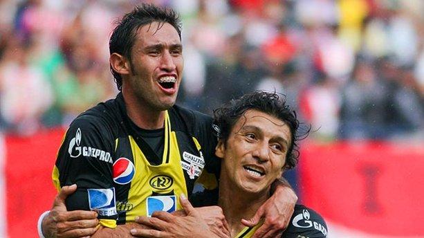 Edgar Pérez Greco marcó el único taanto del partido.