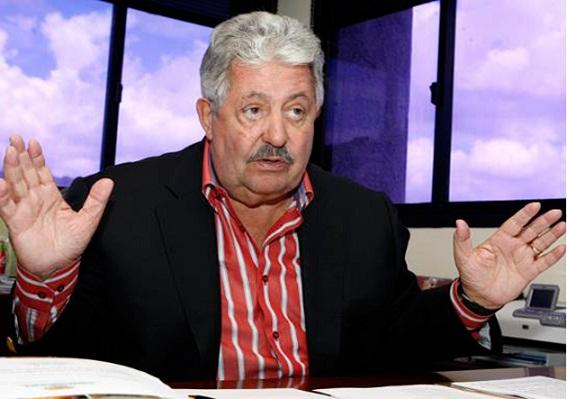 Rafael Esquivel, presidente de la FVF, no piensa en DT nativos para la vinotinto