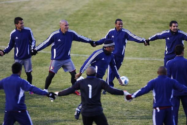 La selección seguirá con el trabajo con miras al Mundial.