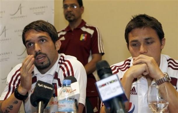 Giancarlo Maldonado afirmó que el equipo está unido.
