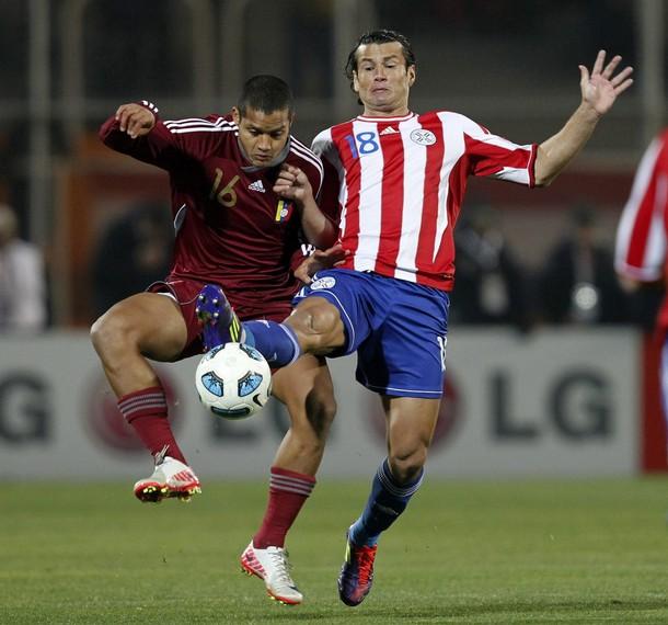 Roberto Rosales ha sido uno de los mejores laterales de la Copa.