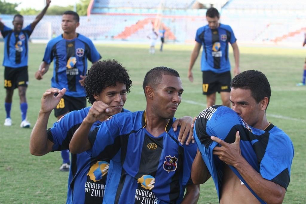 Gustavo Rojas ha dedicado sus goles a su familia.