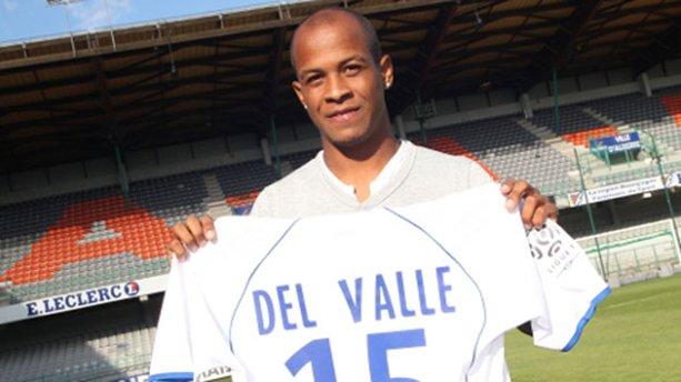 Del Valle lucirá la 15 con el equipo francés.