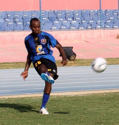 Eder Hernández ha sido el mejor importado del Zulia FC.