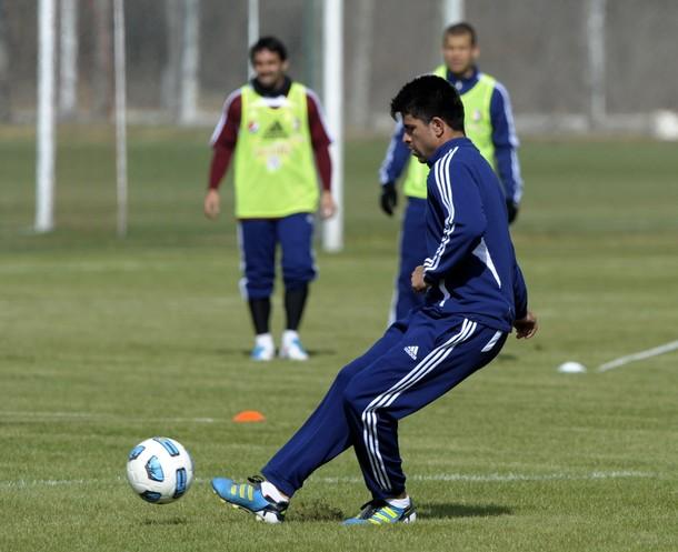 Franklin Lucena, quien disputó los dos primeros partidos, no estará en Barranquilla.