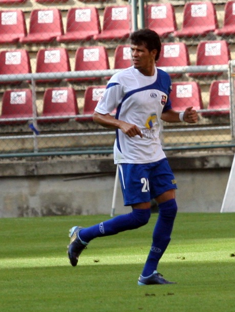 Pedro Cordero, lateral izquierdo del Zulia FC.
