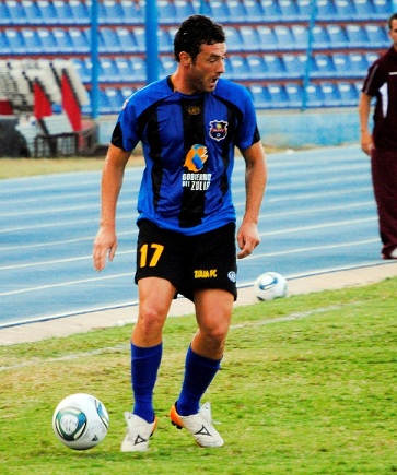 El argentino Santiago Davio tiene que responder con goles.