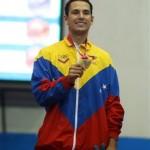 Aponte le dio el décimo oro a Venezuela