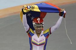 Angie González se impuso en la prueba más completa.