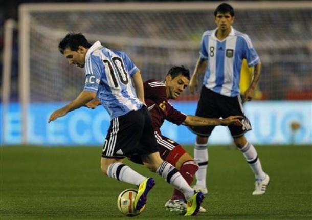 Gabriel Cichero está consciente que la clave será detener a Messi.