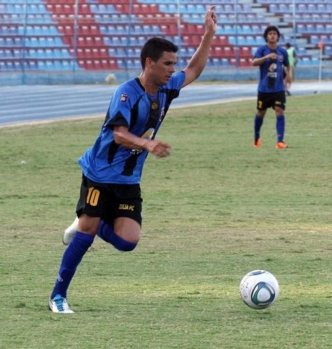 Gustavo Rojas fue el mejor pase a gol del torneo y marcó cuatro tantos.