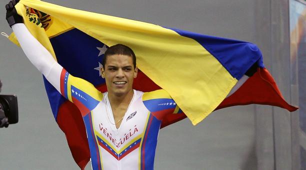 Hersony Canelón ganó su segunda dorada en Guadalajara.