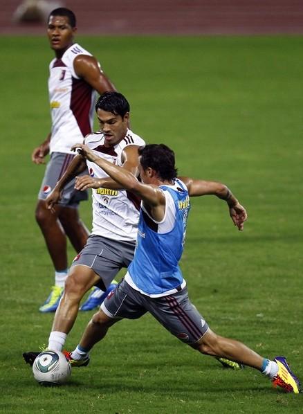 Miku Fedor es fijo en el ataque venezolano.