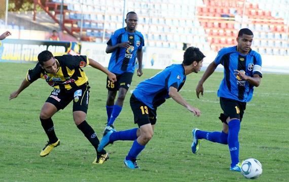 Zulia FC y Táchira disputaron un juegazo.