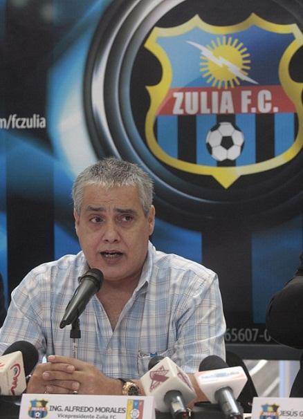 Alfredo Morales, vicepresidente del Zulia, resaltó la labor que hacen con las menores.