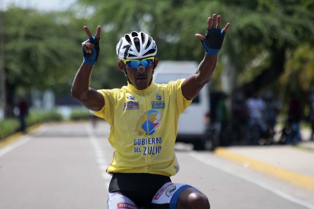 Gil Cordobés tiene siete títulos de la Vuelta al Zulia.