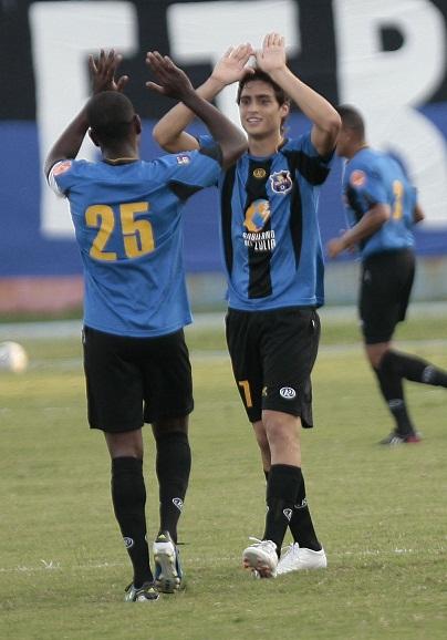 Manuel Arteaga volvió a marcar para darle puntos al Zulia FC.