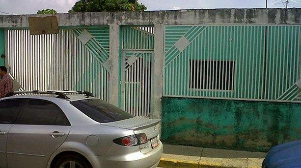 Esta es la casa de la familia de Ramos en Valencia.