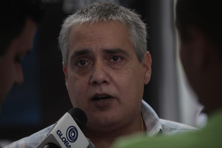 Alfredo Morales, vicepresidente del Zulia FC, dio detalles de la iniciativa.