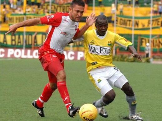 El colombiano Luis Cassiani vivirá su primera experiencia internacional.
