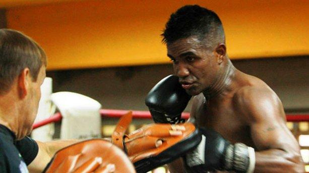 El zuliano Lorenzo Parra tendrá una pelea titular en la AMB.
