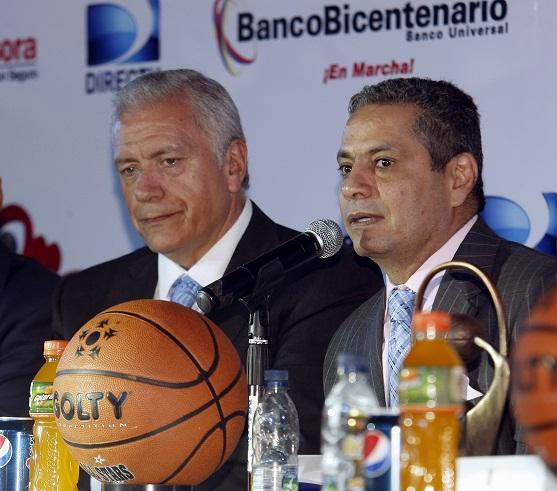 German Blanco Romero y Rolando Urdaneta dirigen la LPB.