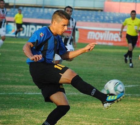 Gustavo Rojas es figura del Zulia FC.