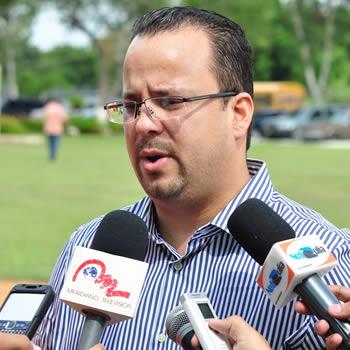 Ruperto Machado, gerente de las Águilas, confía en la recuperación del club.