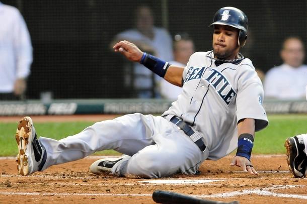 Franklin Gutiérrez espera poder estar sano durante el 2012.
