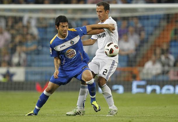 Miku Fedor ha logrado calar en el fútbol español.