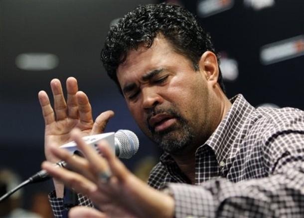 Oswaldo Guillén dio unas declaraciones polémicas y tuvo que explicar todo.