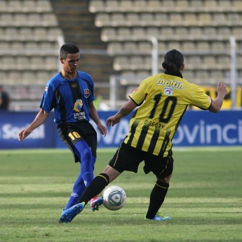 Gustavo Rojas tiene la responsabilidad del Zulia FC.