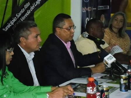 Oslando Muñoz, Secretario de Deportes del Zulia, ofreció detalles del evento.