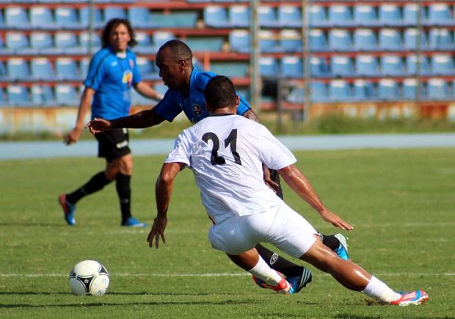 Eder Hernández es clave en el andamiaje del Zulia FC.