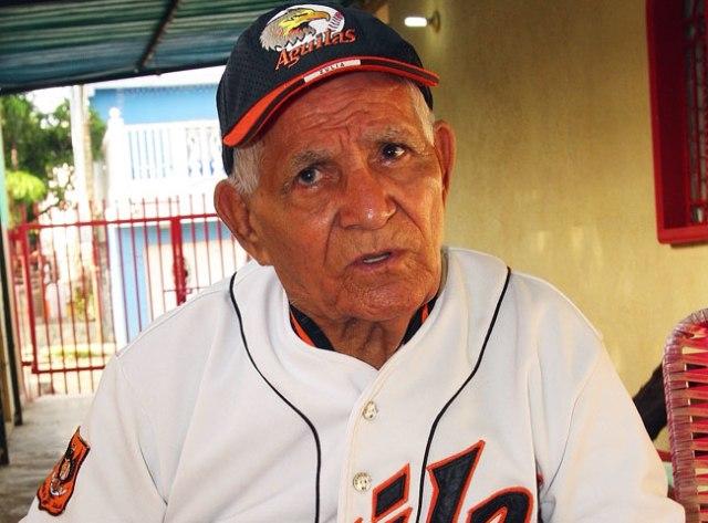 Pompeyo Davalillo dirigió con éxito a las Águilas del Zulia. Foto: Panorama