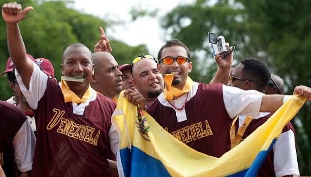 La selección criolla se quedó con la medalla de plata en el Mundial.