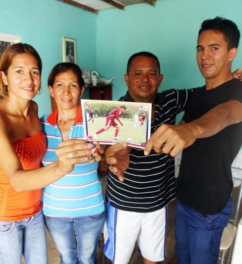 El apoyo y unión ha sido clave dentro de la familia Ponce. Foto: Panorama
