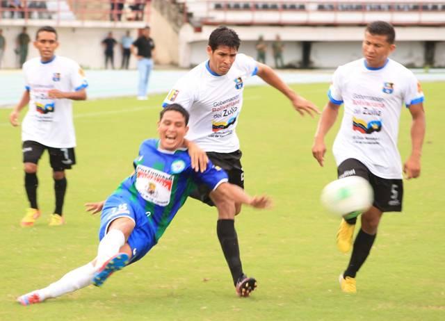 Los zulianos lograron un empate en Guanare. Foto: Prensa Llaneros