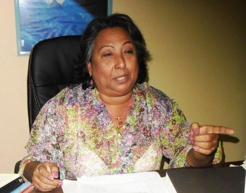 Luzmila Vielma, consultora jurídica del Irdez, hizo un llamado a la participación en la redacción de la nueva ley.