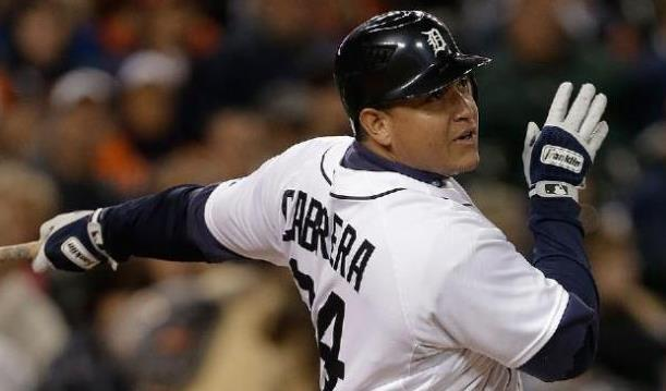 Ahora con Detroit, 10 años después, es uno de los mejores bateadores del béisbol.