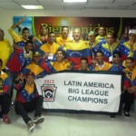 Zulianos campeones latinoamericanos celebran en casa