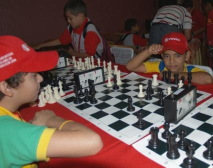 Ajedrez es una disciplina que se disputará en los Juegos Escolares de Pdvsa.