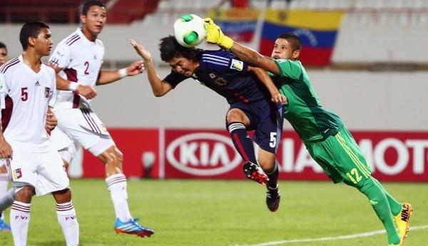 Beycker Velásquez fue el mejor de Venezuela.