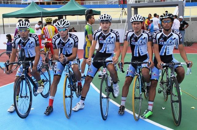 Zulia participará en el giro regional con el equipo juevnil que estuvo en los Juegos Nacionales.