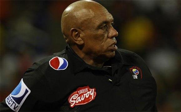 El zuliano Henry León es uno de los árbitros más respetados de la Liga. Foto: Cadena Capriles