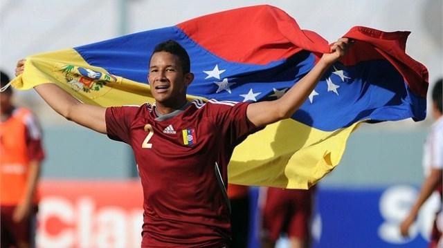 La Sub 17 criolla brilló en el Sudamericano.