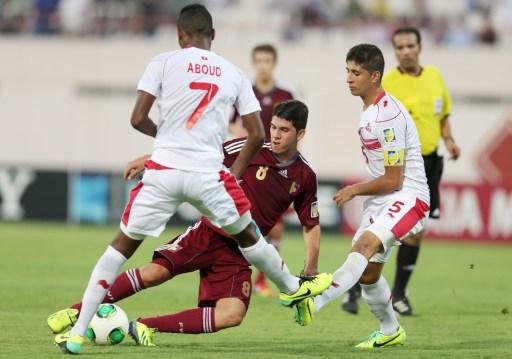 Venezuela no pudo con Tunez en el debut en el Mundial.