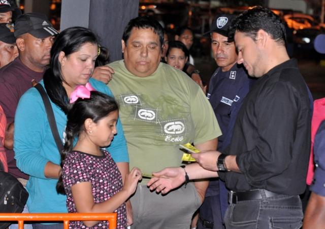Yurinder Rincón, gerente de operaciones de Águilas, ofreció seguridad y comodidad para los fanáticos.